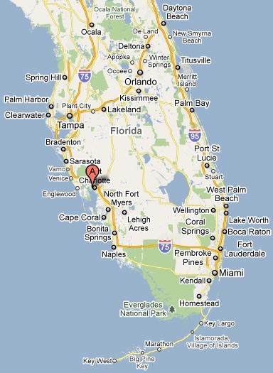 Karte Florida Miami.Snowbird Home Book Your Vacation Home In Florida